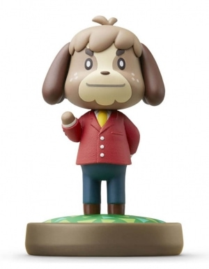 Amiibo Animal Crossing Digby Figurka