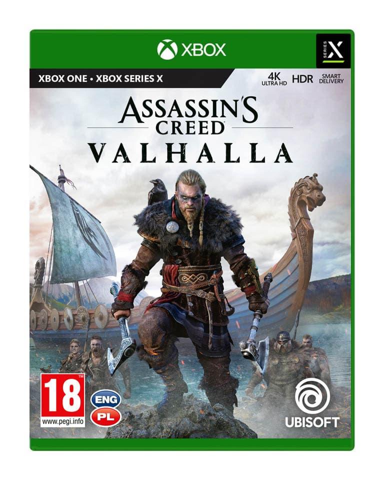 assassins creed valhalla gra xbox one xbox series x