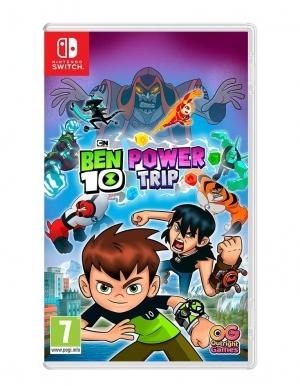 Ben 10 Power Trip Wyprawa Po Moc Gra Nintendo Switch