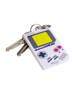 Brelok Gumowy Game Boy Nintendo