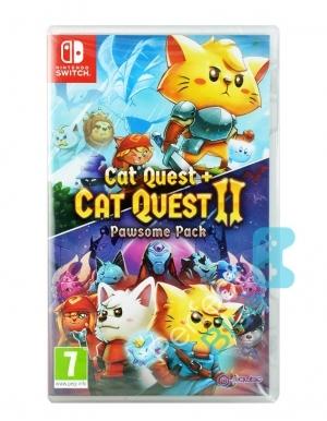 Gra Nintendo Switch Cat Quest + Cat Quest II - Pawsome Pack
