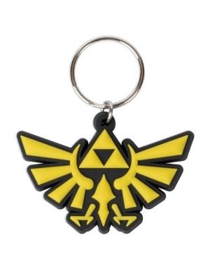 Gumowy Brelok Do Kluczy Zelda 387000 Triforce 2