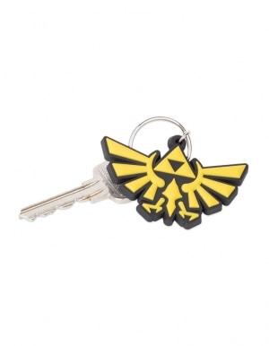 Gumowy Brelok Do Kluczy Zelda 387000 Triforce 3