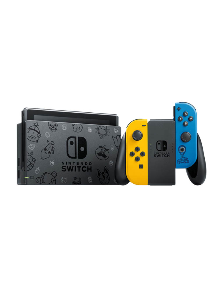 Konsola Nintendo Switch Fortnite Edition 2