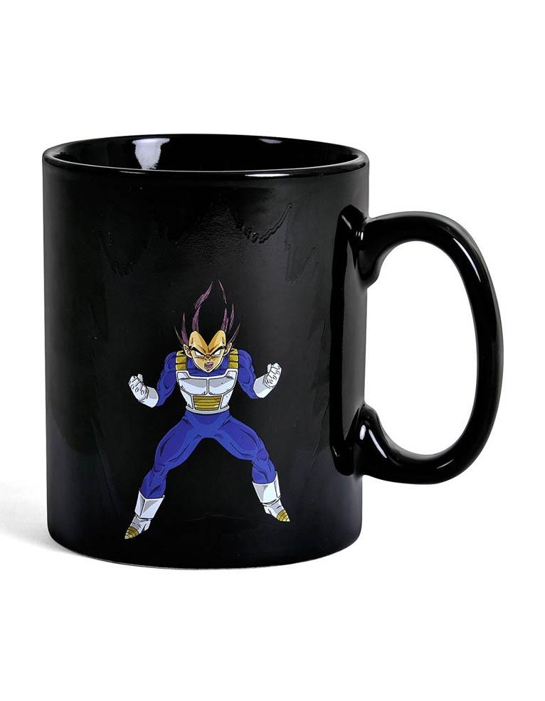Kubek Dragon Ball Z Vegeta Magic Mug 3