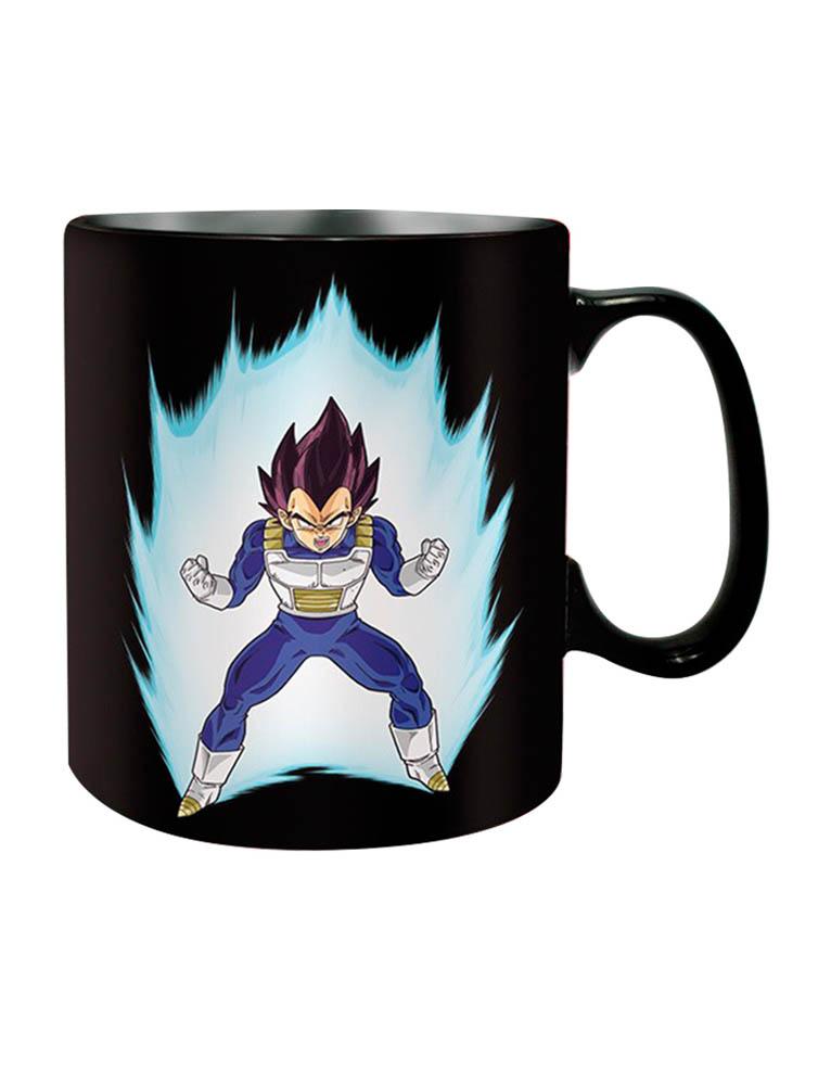 Kubek Dragon Ball Z Vegeta Magic Mug