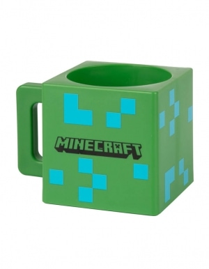 Kubek Minecraft Electrified Creeper Mug 3