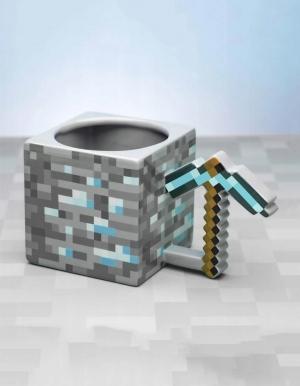 Kubek Minecraft Pickaxe Mug 2