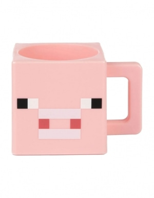 Kubek Minecraft Pig Face Mug