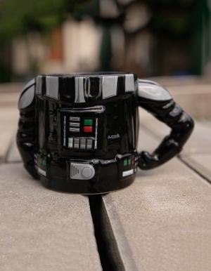 Kubek Star Wars Gwiezdne Wojny Darth Vader 3