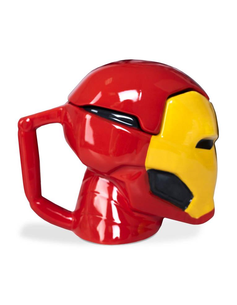 Kubek Termiczny Iron Man 3 D Marvel 2