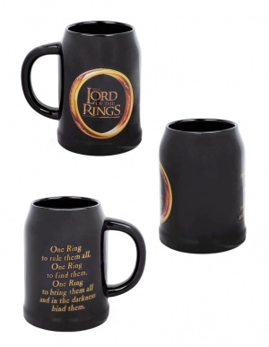 Kubek Wladca Pierscieni The Lord Of The Rings Ceramic Stein 2