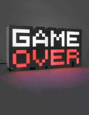 Lampka Game Over 8 Bit Paladone Light 2