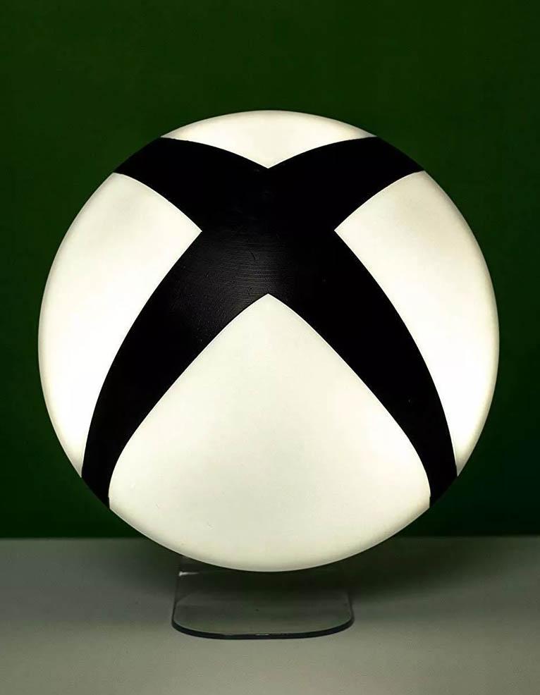 Lampka Light Logo Xbox 2