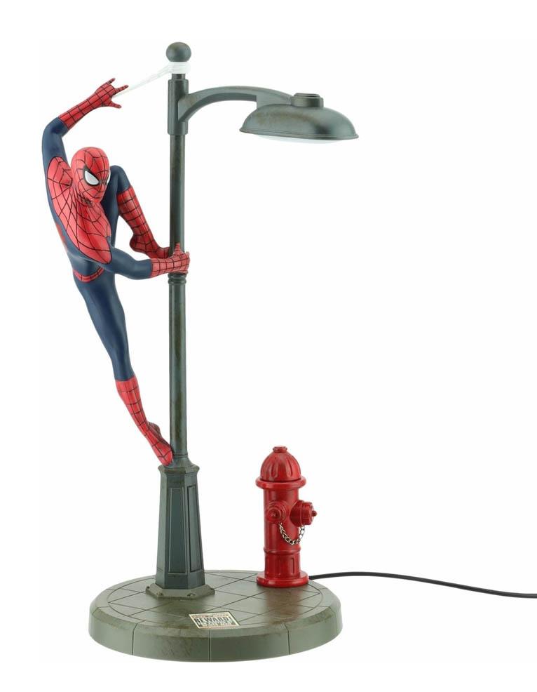 Lampka Spider Man Paladone Marvel 4