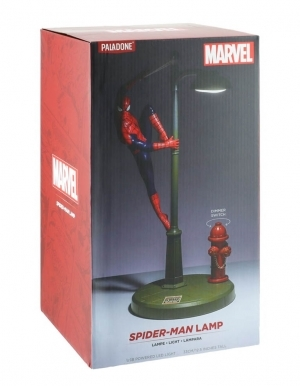 Lampka Spider Man Paladone Marvel 5