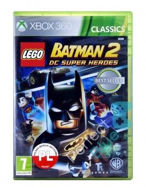 Gra Xbox 360 Lego Batman 2 DC Super Heroes