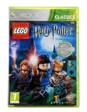 Gra Xbox 360 Lego Harry Potter Years 1-4