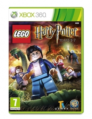 Lego Harry Potter Years 5 7 Gra Xbox 360