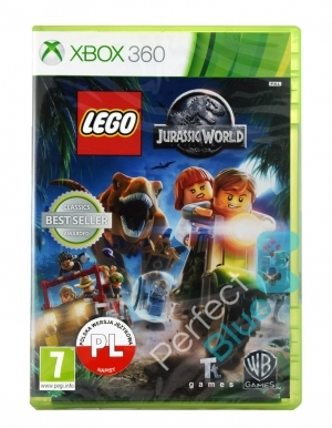 Gra Xbox 360 Lego Jurassic World