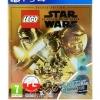 Lego Star Wars Gwiezdne Wojny Przebudzenie Mocy Deluxe Edition Francuska Gra Ps4 Przod Logo