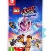 Lego The Movie 2 Videogame 12138 Gra Nintendo Switch Przod Logo