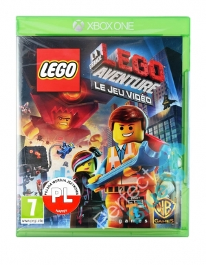 Gra Xbox One Lego Przygoda / The Lego Movie Videogame