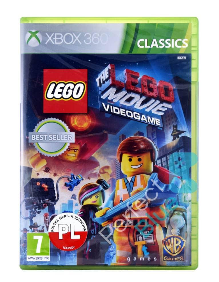 Gra Xbox 360 Lego Przygoda / The Lego Movie Videogame