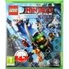 Lego The Ninjago Videogame Francuska Gra Xbox One Przod Logo