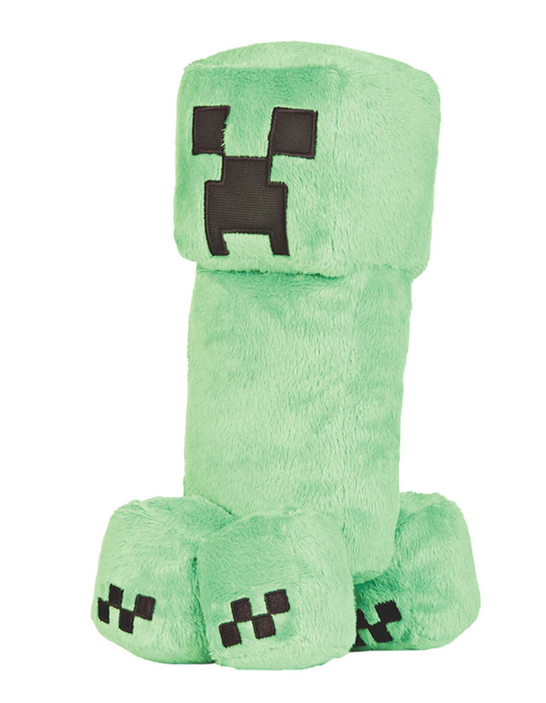 Maskotka Pluszak Zielony Earth Creeper Minecraft