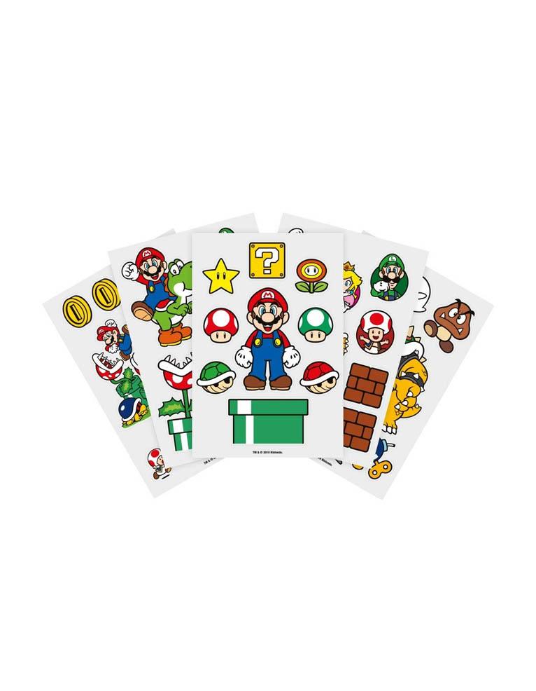 Naklejki Super Mario Stickers 39 2