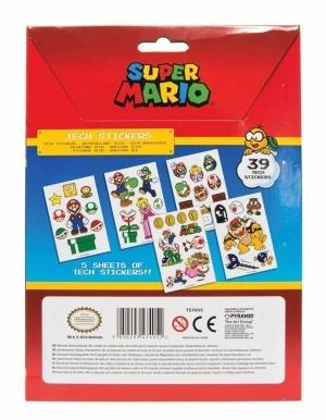 Naklejki Super Mario Stickers 39 3