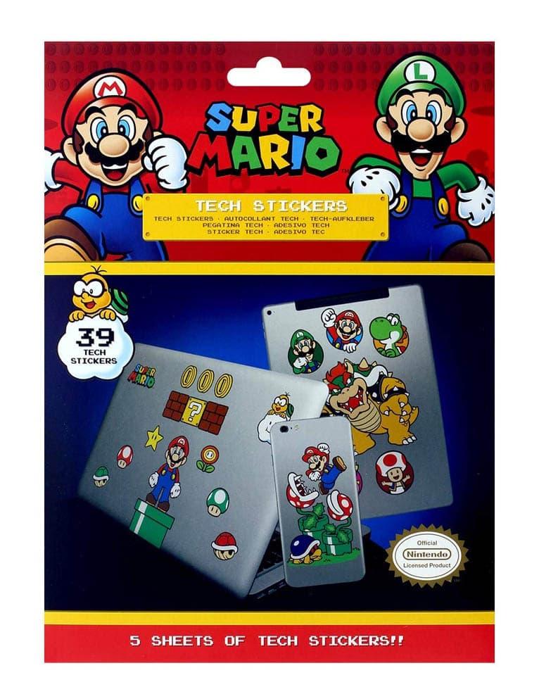 Naklejki Super Mario Stickers 39