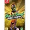 New N Tasty Oddworld Abes Oddysee Gra Nintendo Switch