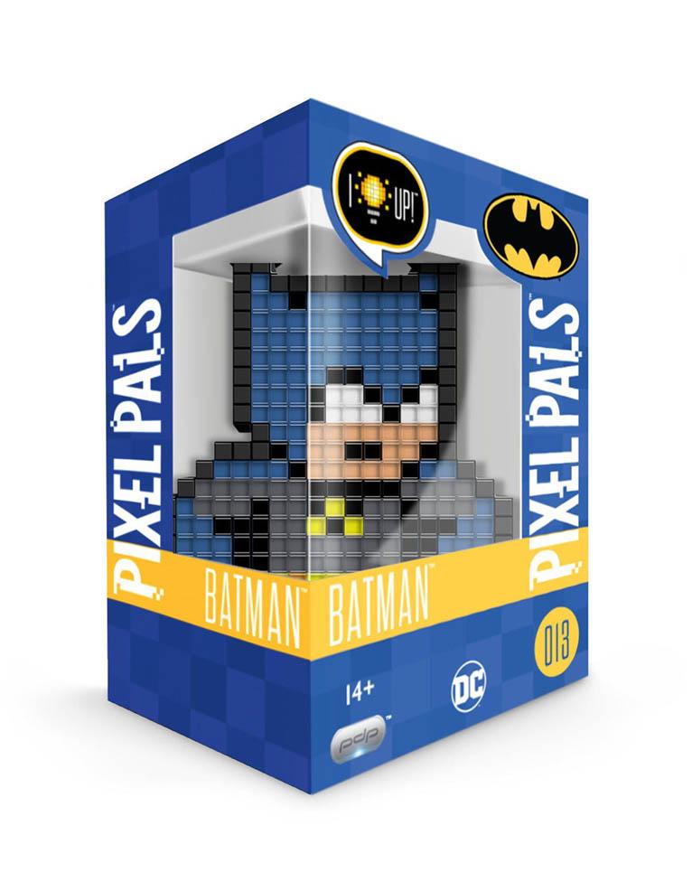 Gadżet Lampka / Figurka Pixel Pals - Batman 013