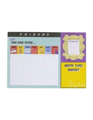 Planer Na Biurko Friends Przyjaciele