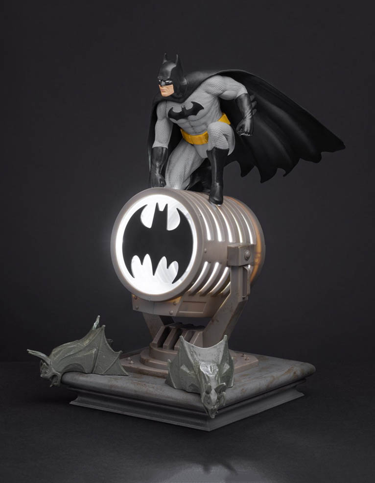 Projektor Lampka Batman Projects Bat Signal 2