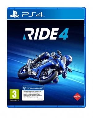 Ride 4 Gra Ps4