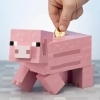Skarbonka Minecraft Pink Pig Money Bank Paladone 2