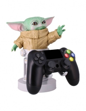 Stojak Figurka Cable Guys Joda Star Wars 3