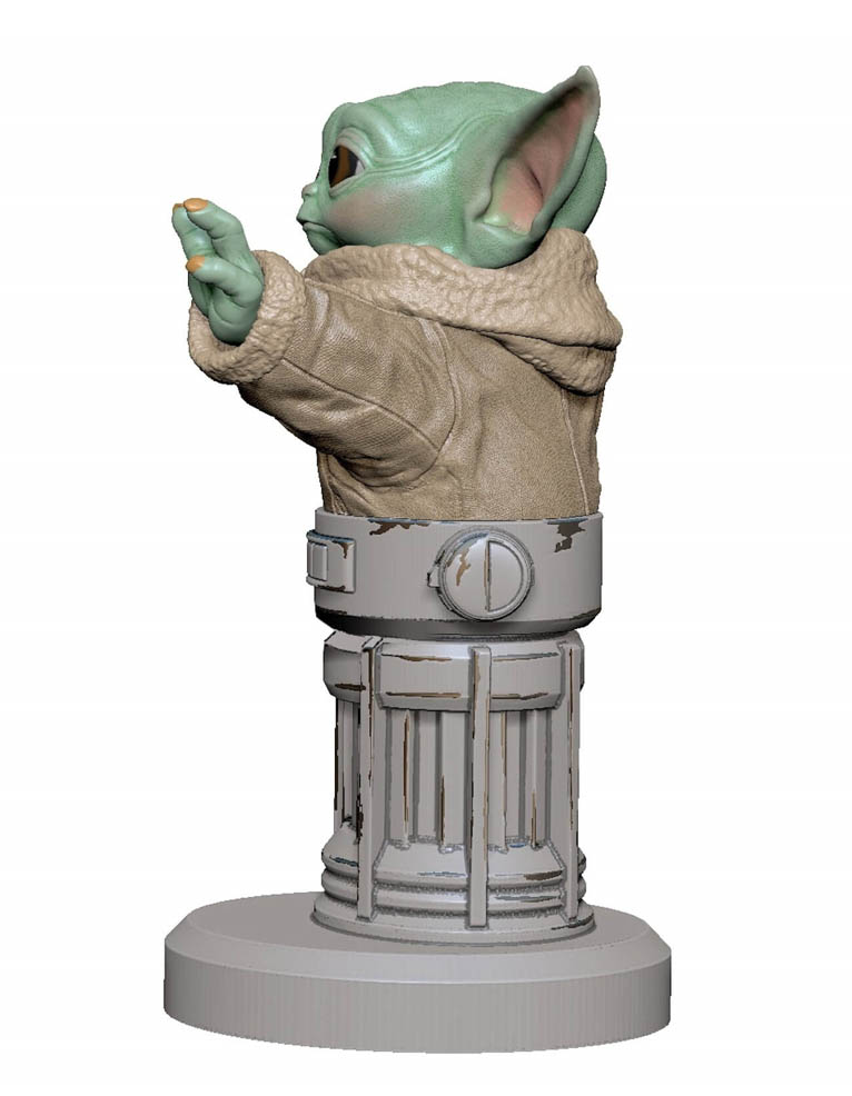 Stojak Figurka Cable Guys Joda Star Wars 4