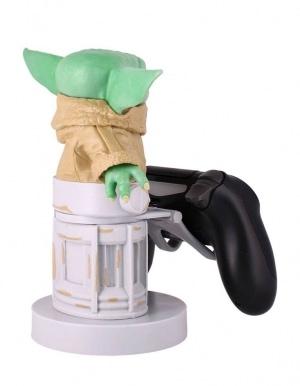 Stojak Figurka Cable Guys Joda Star Wars 6