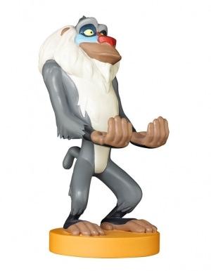 Stojak Figurka Cable Guys Lion King Krol Lew Rafiki 2