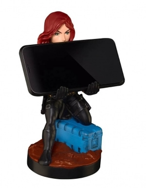 Stojak Figurka Cable Guys Marvel Avengers Black Widow 4