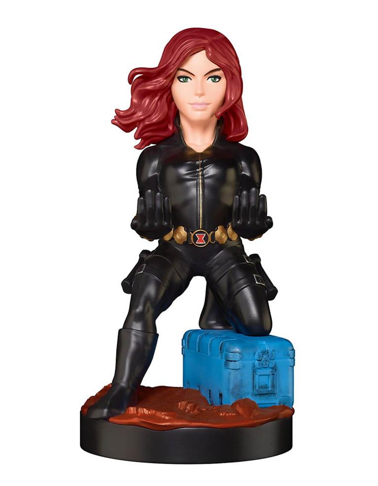 Stojak Figurka Cable Guys Marvel Avengers Black Widow
