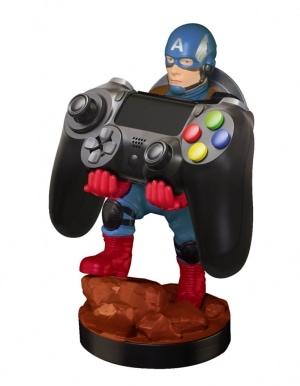 Stojak Figurka Cable Guys Marvel Avengers Captain America Kapitan Ameryka 2
