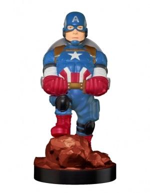 Stojak Figurka Cable Guys Marvel Avengers Captain America Kapitan Ameryka