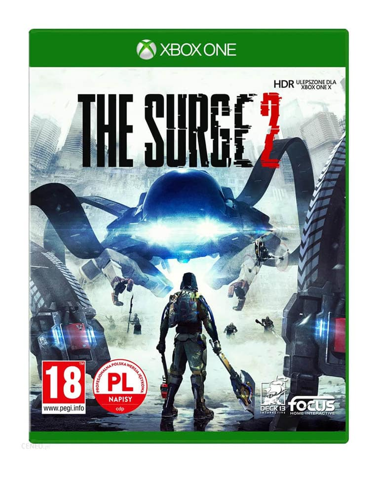 Gra Xbox One The Surge 2