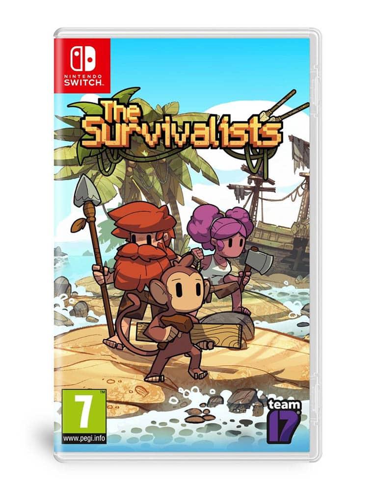 The Survivalists Gra Nintendo Switch
