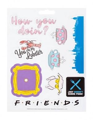 Zestaw Magnesow Przyjaciele Friends 18 Magnets 3